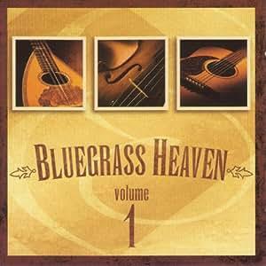 Bluegrass Heaven Vol 1 Cd