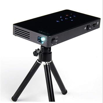 Mini proyector WiFi, proyector inalámbrico portátil para Cine en ...