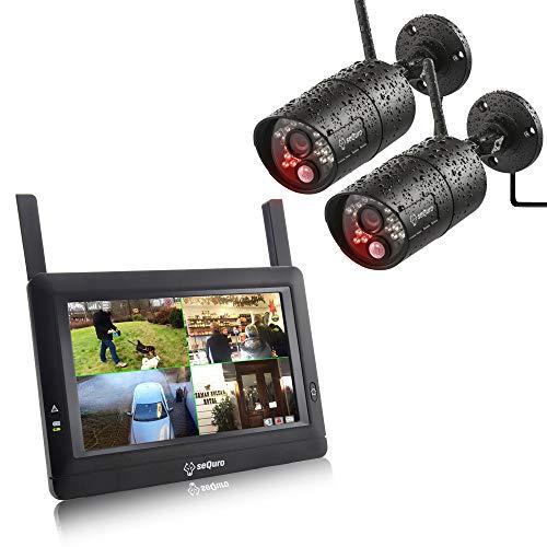 GuardProSistema de Vigilancia de Video Inalámbrico de Largo Alcance