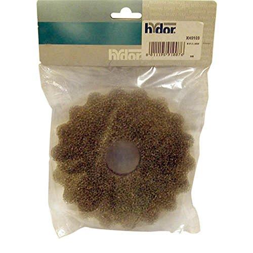 (Hydor Bioflo Water Deflecting Aerobic Filter Pump Refill Sponge (Medium) (Silver))