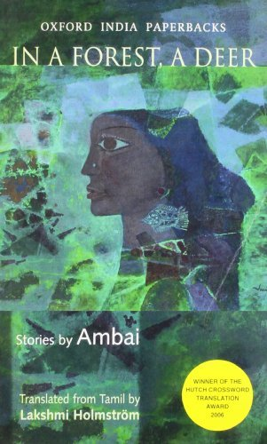 Download By Ambai In A Forest, A Deer: Stories by Ambai (Reprint) [Paperback] ebook