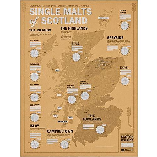 Single Malts of Scotland: Scotch Tasting ()