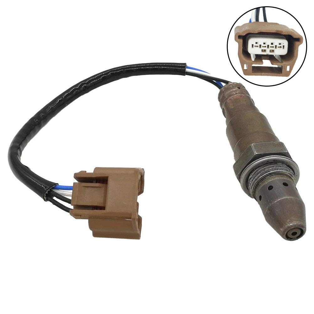 Germban 234-9133 O2 Oxygen Air Fuel Ratio Sensor Upstream Fits for 2013-2015 Nissan Altima QR25DE 2.5L 2015-2017 Versa Note HR16DE 1.6L 22693-3TA0A