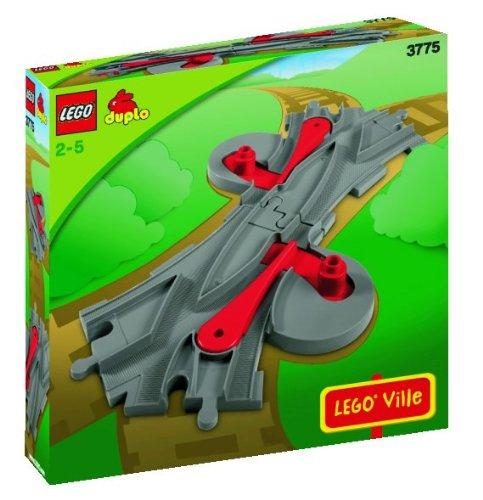with LEGO DUPLO Trains design