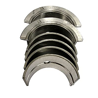 New Complete Tractor 1109-1187 Main Bearing Set (.030) Replacement For Ford Holland 2N, 8N, 9N: Automotive