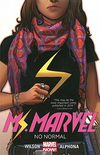 Ms. Marvel Volume 1: No Normal (Ms. Marvel Graphic…