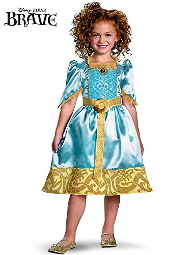 Brave Merida Toddler Costume]()