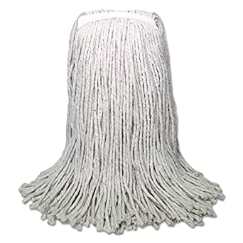 Boardwalk CM20016 16-Ounce Band Mop Cotton, 1-1/4 Inch (Case of 12)