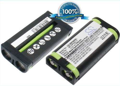 2 Pack Sony BP-HP550-11 Battery - Replacement for Sony BP-HP550-11 Headphone Battery