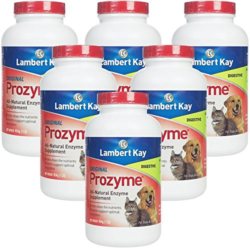 6PACK Prozyme (2724 gm) by Prozyme