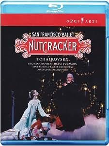 Tchaikovsky:  Nutcracker - featuring the San Francisco Ballet [Blu-ray] (Sous-titres français) [Import]
