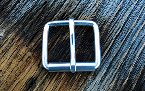 1 1/2'' Silver Buckle by TheSterlingBuckle