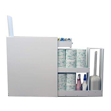 Armarios de almacenaje Armarios Laterales para inodoros Armarios para inodoros Toallas de Papel para baño Armarios para almacenaje Armarios de Costura ...