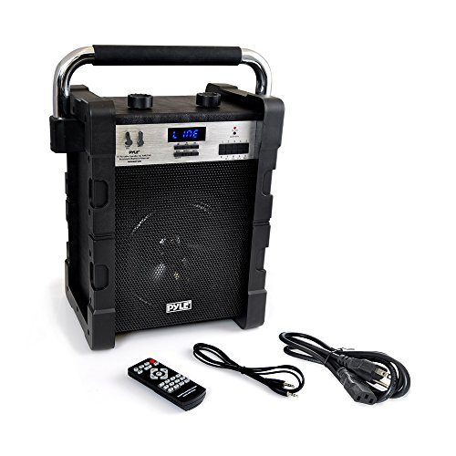 Pyle Portable Heavy Duty Bluetooth PWMABT550BK