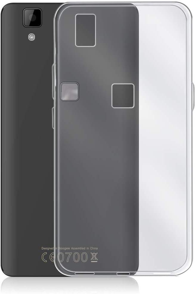 REY Funda Carcasa Gel Transparente para DOOGEE X5 MAX Pro, Ultra Fina 0,33mm, Silicona TPU de Alta Resistencia y Flexibilidad: Amazon.es: Electrónica