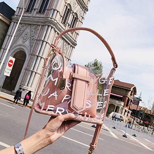 bandoulière bandoulière Vintage Femelle Large Sac en Couleur à Sac bandoulière à en 2018 wp5n4zORqx