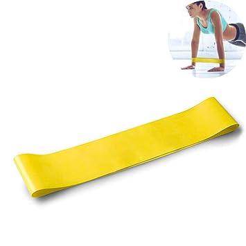CWDXD Yoga Strap Bandas de Resistencia sin látex Bucles ...