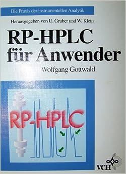 RP-Hplc Fuer Anwender