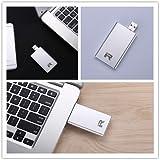 iRecadata L41外付け ssd ポータブル USB 3.0 SSD、mSATA III MLC SSD内蔵,無必要usbケーブル (256GB)