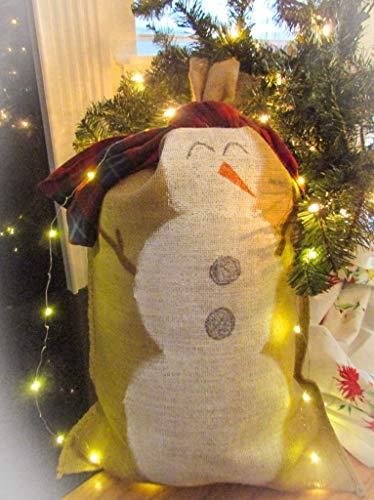 (Santa Sack - Snowman)