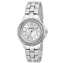 Austere Ariel Silver Dial Women's Watch- WARL-070707