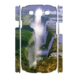 DIY 3D Phone Case for Samsung Galaxy S3 I9300 with Waterfall shsu_7628636 at SHSHU