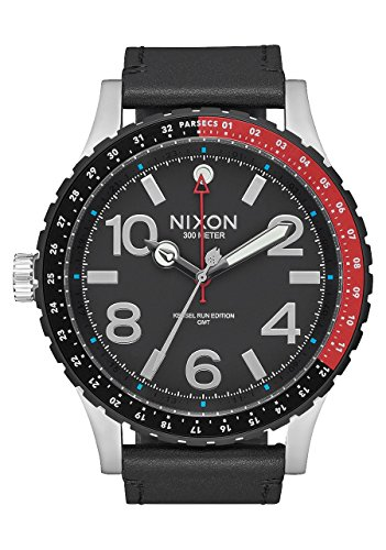 Nixon Unisex The 51-30 GMT - The Star Wars Collection Han Solo Black Watch (Nixon 51 30 Tide Watch)