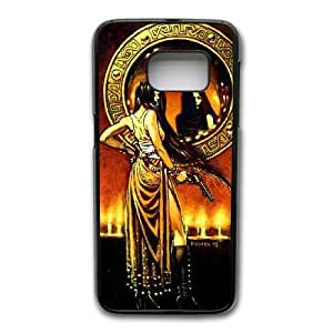 Wunatin Hard Case ,Samsung Galaxy S7 Edge Cell Phone Case Black Super Villains-Talia al Ghul [with Free Touch Stylus Pen] BA-0759676