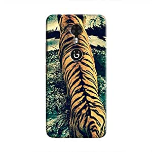 Cover It Up - Water Tiger Gionee A1 Hard Case