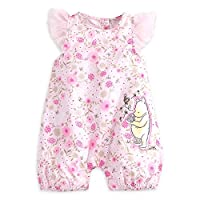 Disney Winnie The Pooh Layette Romper for Baby Size 6-9 MO