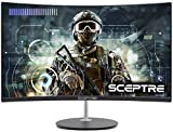 """Sceptre 24"""" Curved LED Monitor Full HD 1080P HDMI"""