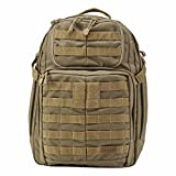 5.11 RUSH24 Tactical Backpack, Medium, Style 58601, Sandstone