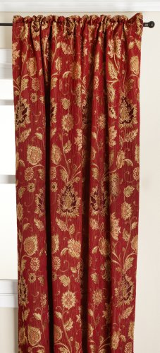renaissance-home-fashion-melbourne-chenille-panel-burgundy-52-inch-by-84-inch