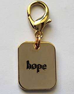 product image for Diva-Dog 'Hope' Dog Collar Charm