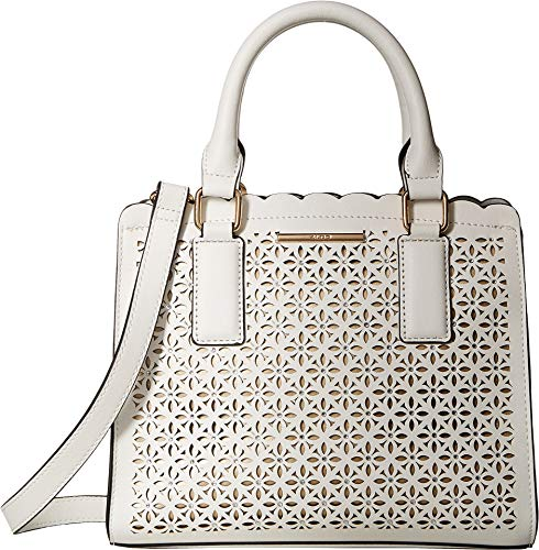 ALDO Women's Woad White One Size (White Aldo Handbags)