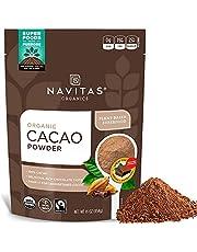 Navitas Organics Cacao Powder, 16 Ounce(packaging may vary)