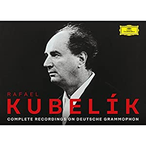 Rafael Kubelik - The Complete Recordings On Deutsche Grammophon [64 CD/2 DVD]