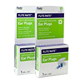 Flents Flite Mate Pressure Reducing Ear Plugs - flight ear plugs (Pack of 2)