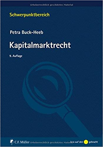 Book Kapitalmarktrecht