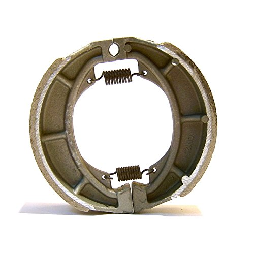 um Brake Shoes Pad 125mm for GY6 125cc 150cc Moped Scooter Motorcycle ATV ()