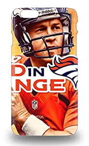 Premium NFL Denver Broncos Peyton Manning #18 Heavy Duty Protection 3D PC Soft Case For Iphone 6 ( Custom Picture iPhone 6, iPhone 6 PLUS, iPhone 5, iPhone 5S, iPhone 5C, iPhone 4, iPhone 4S,Galaxy S6,Galaxy S5,Galaxy S4,Galaxy S3,Note 3,iPad Mini-Mini 2,iPad Air )