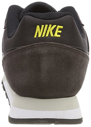 Multicolor Nike 2 Hombre para Zapatillas de 202 Black Running MD Runner Brown Velvet rrgq81