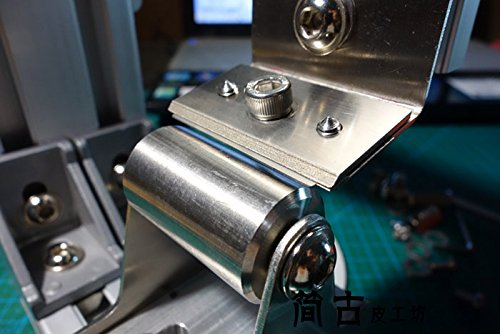 AMPSEVEN Leather Edge Skiving Machine Leather Splitter Machine Leather Skiver