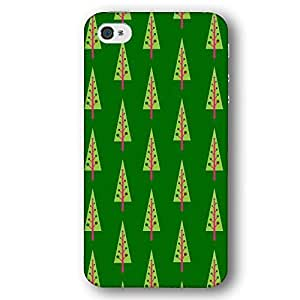 Christmas Pattern with Christmas Trees Wrapping Paper Diy For SamSung Note 4 Case Cover Slim Phone Case