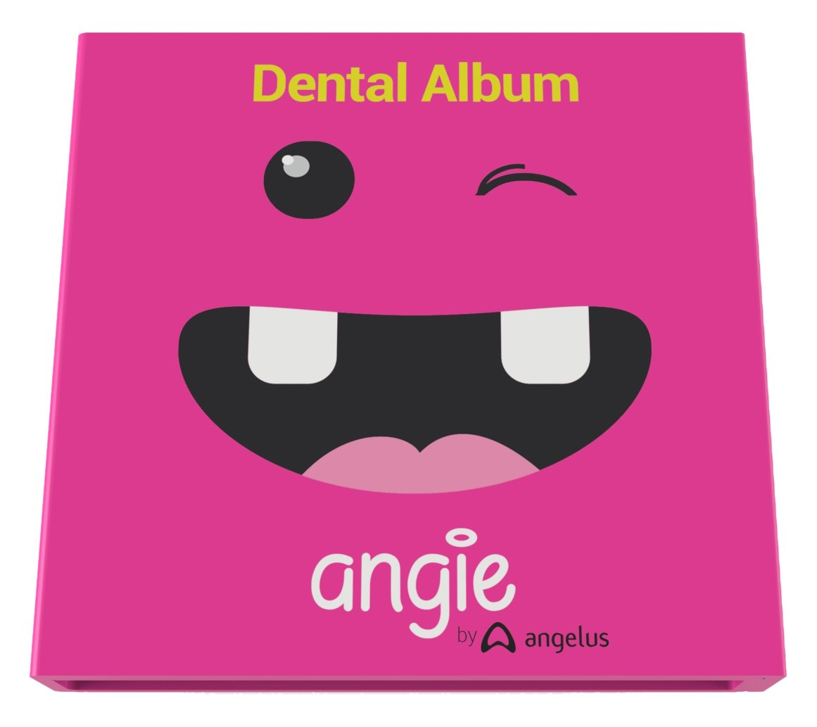 Angie by Angelus 9711 Dental Album Booklet
