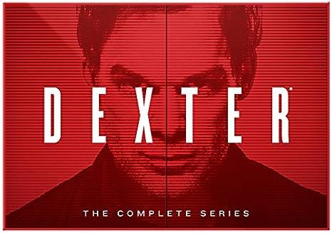 DEXTER-THE COMPLETE BOXSET DEXTER-THE COMPLETE BOXSET Reino Unido ...