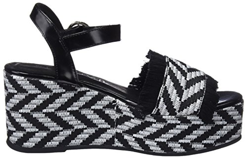 for sale top quality cheap popular SixtySeven Women's Taike Platform Sandals Multicolour (Lexa Gris / Florty Black C40426) largest supplier for sale footlocker outlet fake Z5rh6gnnj