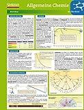Lerntafel: Allgemeine Chemie im Überblick (Lerntafeln Chemie, Band 1)
