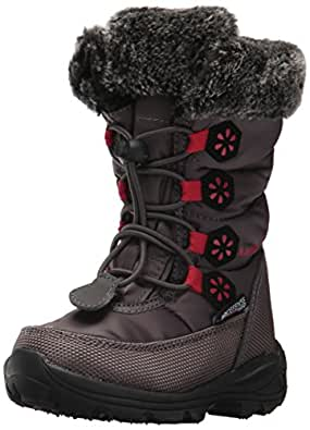 Amazon.com | Kamik Kids' Ava Snow Boot | Snow Boots