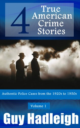 Do you like true crime stories?You should love these tales thenOriginally authentic police files, True American Crime Stories are from the 1920s through to the 1950s - the era of gangster, molls and prohibition. Almost (but not quite), lost in the mi...